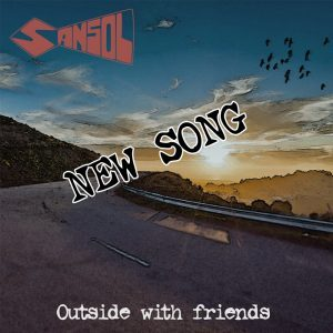 """Neuer Song: """"Outside with Friends"""""""