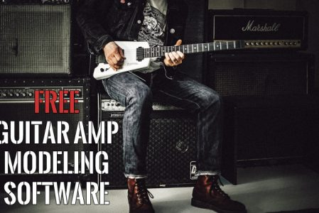 Free Guitar Amp Modeling und Simulation Software